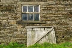 The old farmhouse. Royalty Free Stock Photography
