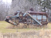 Old Farming Equipment Royalty Free Stock Photography