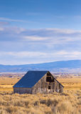 Old Farmland Barn Stock Photography