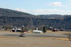 Old farms Stock Photo