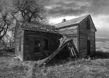 Old Farmstead Stock Photography