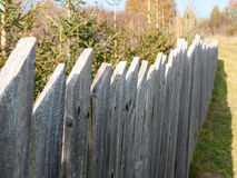Old farmyard fence Royalty Free Stock Photography