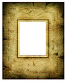 Old fashion abstract frame stock illustration