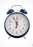 Old Fashion Alarm Clock. Photo Of An Old Fashion Table Alarm Clock Stock Photography