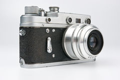 Old-fashion camera Royalty Free Stock Photography