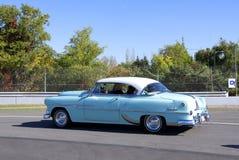Old fashion car show Royalty Free Stock Photos