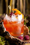 Old Fashion Cocktail Royalty Free Stock Photos