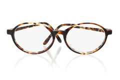 Old fashion eyeglasses Stock Image