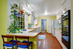 Old fashion kitchen room Stock Photography