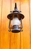 Old-fashion lamp Stock Photography