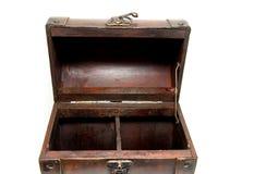 Old fashion look box Stock Photos