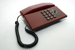 Old fashion phone Royalty Free Stock Photography
