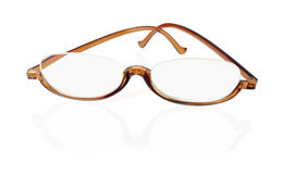 Old Fashion Spectacles Royalty Free Stock Photo