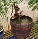 Old Fashion Water Pump Royalty Free Stock Photos