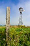 Old-fashion Windmill Royalty Free Stock Photography