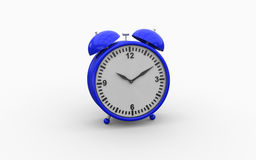 Old fashioned alarm clock Royalty Free Stock Image