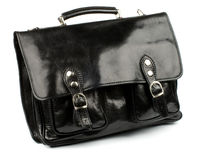 Old Fashioned Briefcase Royalty Free Stock Photo