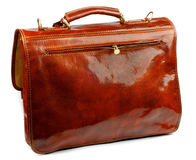 Old Fashioned Briefcase Royalty Free Stock Image