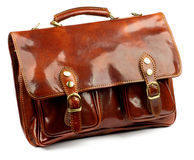 Old Fashioned Briefcase Royalty Free Stock Photos