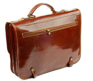 Old Fashioned Briefcase Royalty Free Stock Photography