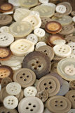 Old fashioned Buttons Stock Images