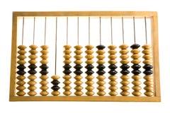Old-fashioned calculator Stock Image
