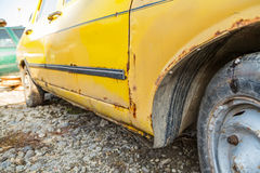 Old fashioned  car Stock Photography