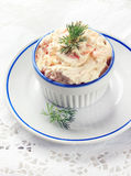Old fashioned carrot salad Royalty Free Stock Image