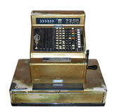 Old Fashioned Cash Register Stock Photo