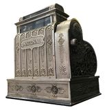 Old fashioned cash register Royalty Free Stock Photography