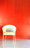 Old fashioned chair Stock Photography