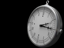 Old Fashioned Clock Royalty Free Stock Photography