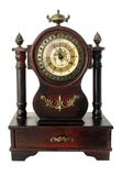 Old fashioned clock Royalty Free Stock Photos