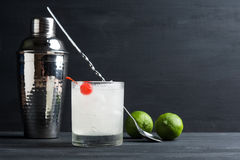 Free Old Fashioned Cocktail Royalty Free Stock Photo - 64724595