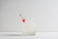 Old fashioned cocktail Royalty Free Stock Photos