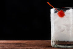 Old fashioned cocktail Stock Photography