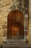 Old fashioned door Stock Photo