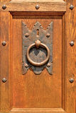 Old-fashioned Door Knocker Royalty Free Stock Images