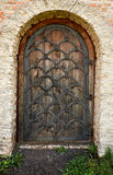 Old fashioned door Royalty Free Stock Photos