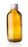 Old fashioned drug bottle. Stock Images