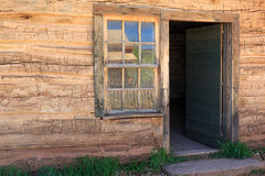 Old fashioned farm house Royalty Free Stock Photo