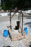 Old Fashioned Fountain Royalty Free Stock Images