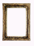 Old-fashioned frame. Stock Photos