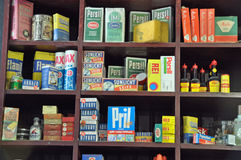 Old-fashioned general store Stock Photography
