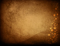 Old-fashioned grunge background Royalty Free Stock Images