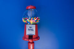 Old Fashioned Gumball Machine Royalty Free Stock Photos