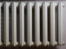 Old-fashioned heat radiator Royalty Free Stock Photo