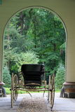 Old fashioned horse drawn buggy Royalty Free Stock Photography