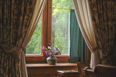 Old-fashioned interior Royalty Free Stock Images