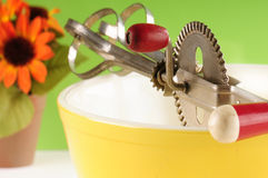 Old fashioned kitchen royalty free stock photography